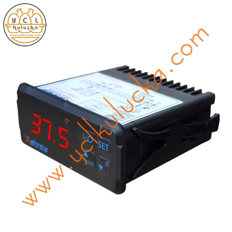Eforstar PR-13-T (PID) Isı Ölçme ve Kontrol Cihazı (Termostat)