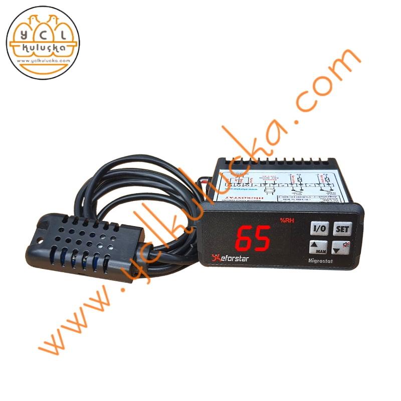 Eforstar HDF 1200 Higrostat Nem Ölçme Kontrol Cihazı