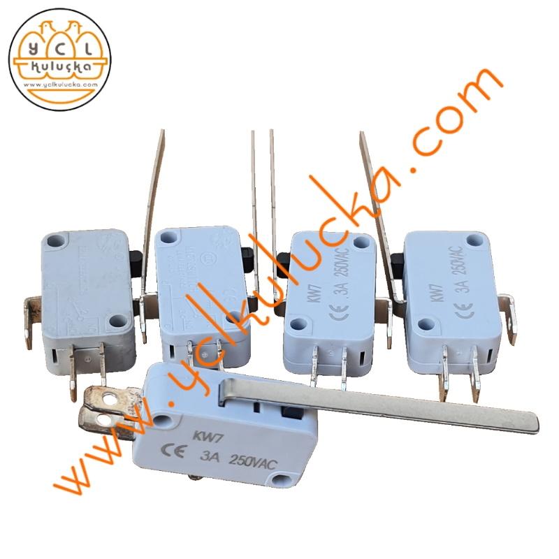Micro Switch (Uzun Bacak Uzun Paletli)