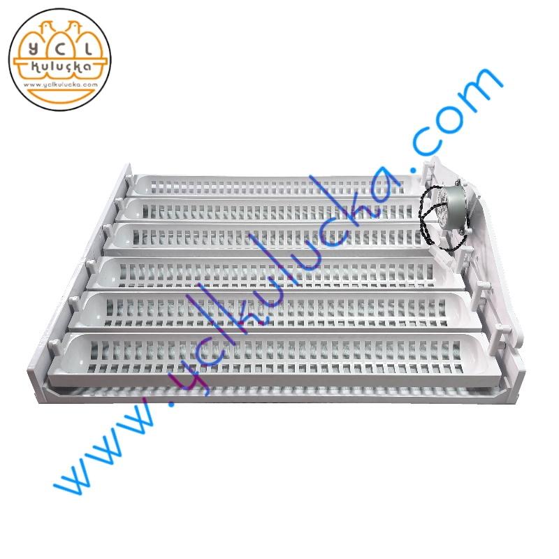 Kaz Kuluçka Makinesi için 36 Yumurtalık Motorlu Viyol