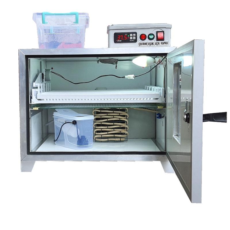 Kaz Kuluçka Makinesi - Tam Otomatik 36 Yumurta Kapasiteli - Henesta