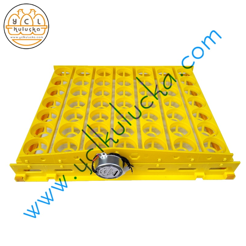 Tavuk Kuluçka Makinesi için 49 Yumurtalık Motorlu Viyol