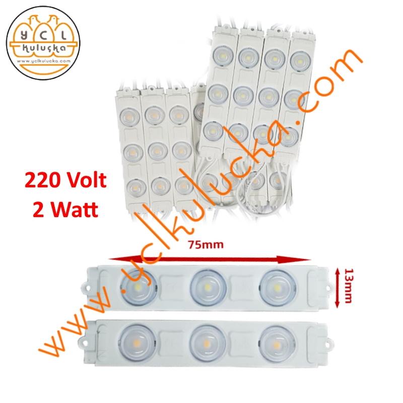 220V Led Şerit Aydınlatma 2W