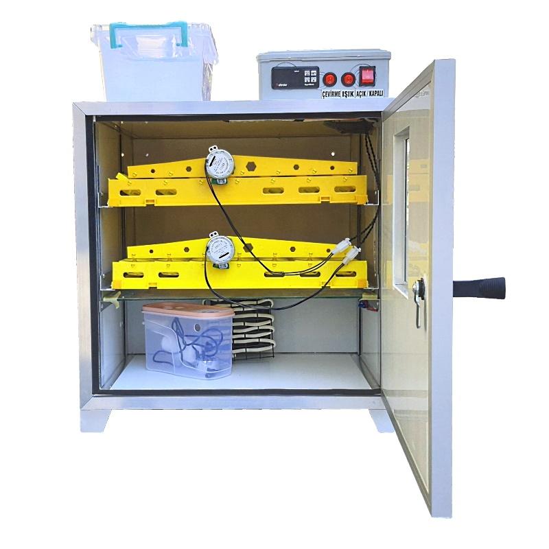Tavuk Kuluçka Makinesi - 98 Yumurta Kapasiteli Tam Otomatik - Henesta