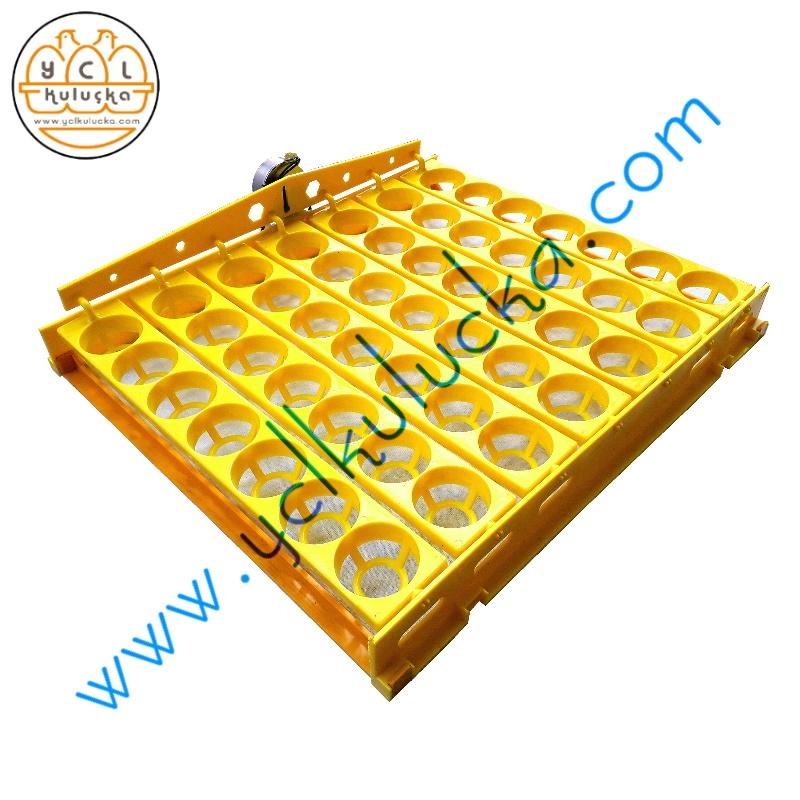 Tavuk Kuluçka Makinesi - Tam Otomatik 147 Yumurta Kapasiteli - Henesta