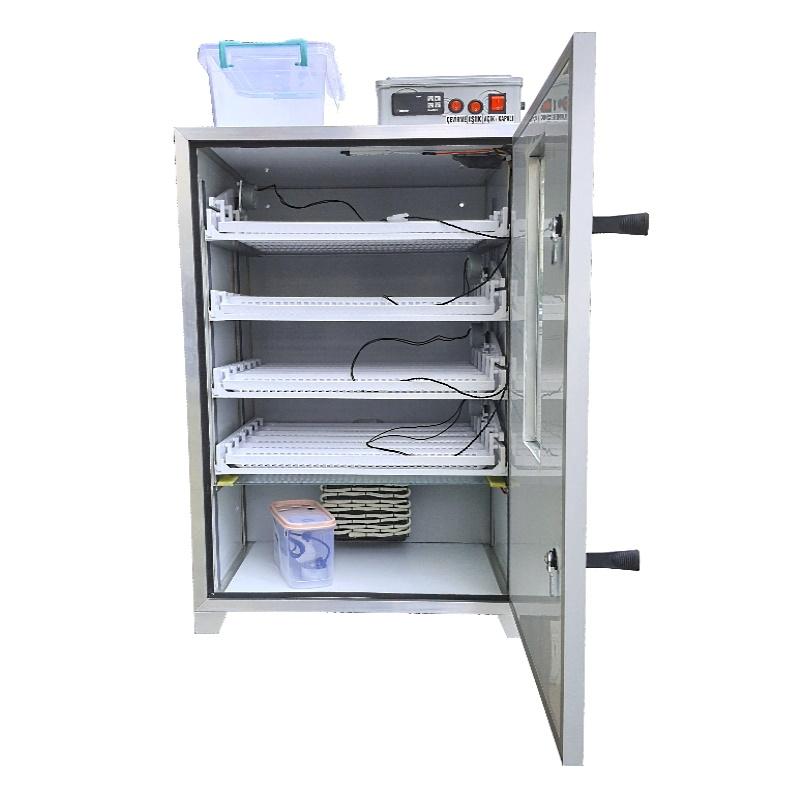 Kaz Kuluçka Makinesi - Tam Otomatik 144 Yumurta Kapasiteli - Henesta